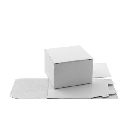 White Gift Boxes - 3x3x2