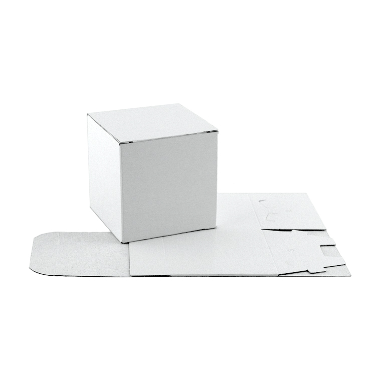 White Gift Boxes - 3x3x3