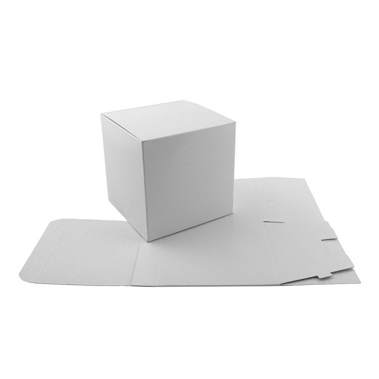 White Gift Boxes 6x6x6
