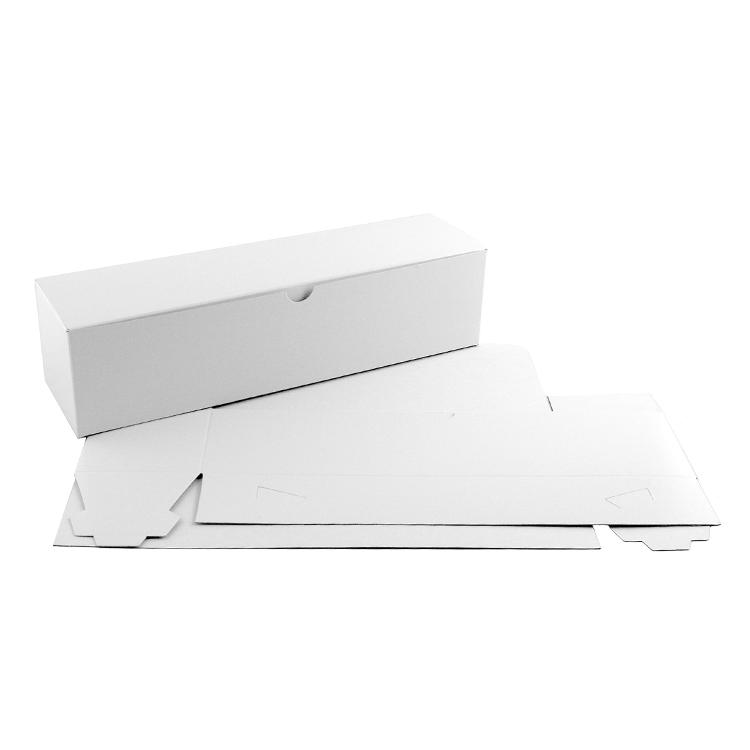 White Gift Boxes 12x3x3