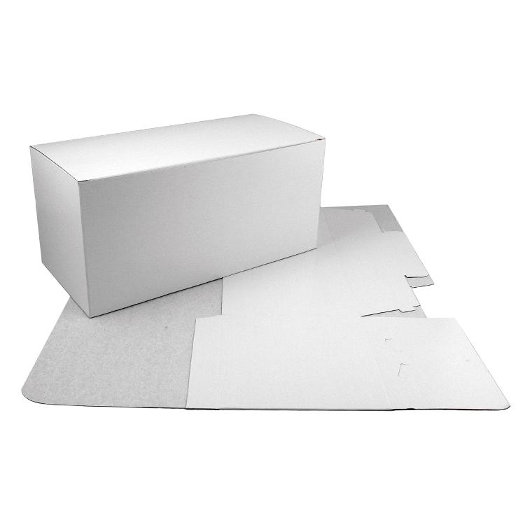 White Gift Boxes 15x7x7